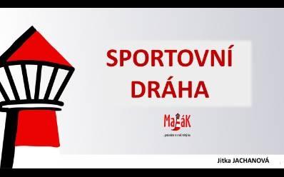 logo sportovní dráhy